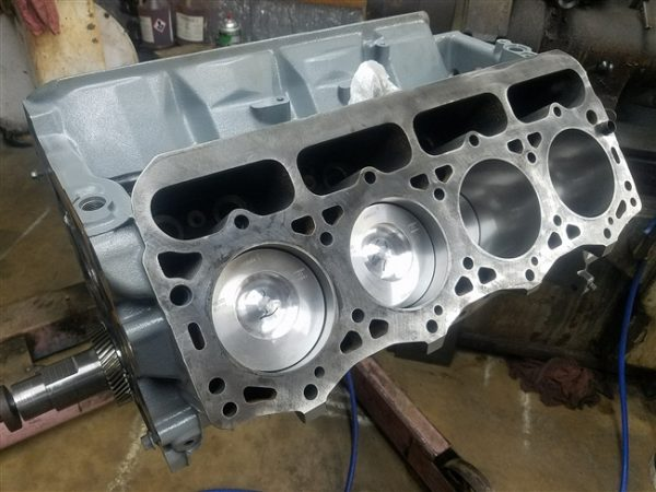 7.3L Powerstroke Short Block Engine CUSTOM BUILD