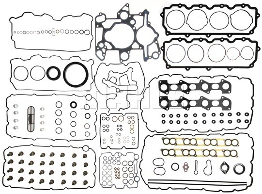 6.0 Mahle Complete Engine Gasket Kit 03-07 with or without Head Gasket