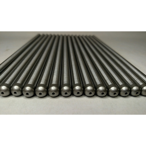 6.0/6.4 RCD Series 3, 3/8 x .095, 9.795 OAL, 3/8 Ball 3/8 Ball, With Oil Pushrods SINGLE(requires 16)